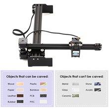 20W Macchina Per Incisione Laser Mini Desktop Laser Engraver Stampante Art FAI DA TE Incisione Laser Cutter per Legno Di Bambù Di Plastica