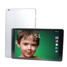 A150 Tablet Pc 10.1 Inch 1280X800 Ips Android 6.0 MTK8163 Quad Core 1 + 8 Gb Wifi Dual camera Bluetooth Voor Kinderen Leren(China)