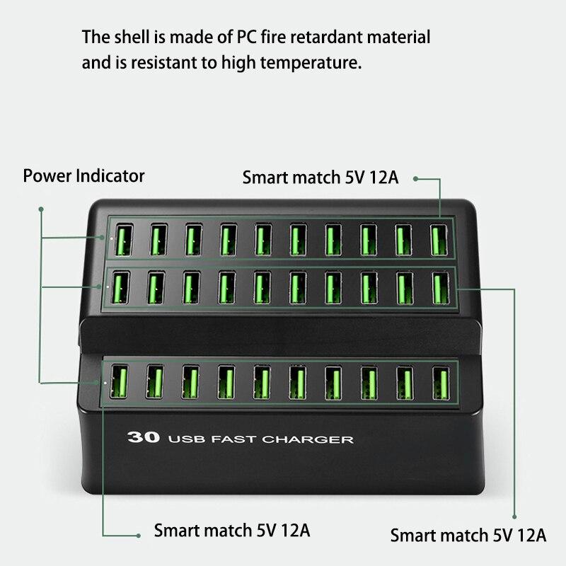 Беспроводное зарядное устройство bluetooth динамика 9 V 3A Беспроводная Быстрая зарядка для Iphone X 8 Plus Быстрая зарядка для samsung часы с будильником - 4