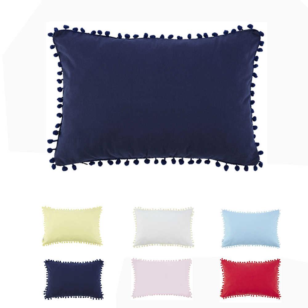 Cushion Cover Pillow Case 50x50 Cotton