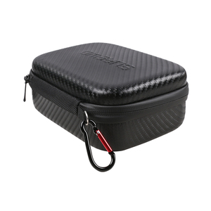 Image 2 - storage bag Osmo pocket Portable case PU waterproof  Shock absorber bag filter Spare parts box for dji osmo pocket camera