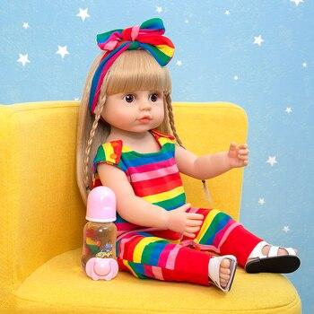 Кукла-младенец KEIUMI 22D106 4