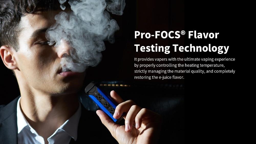14-Pro-FOCS®口感调校技术