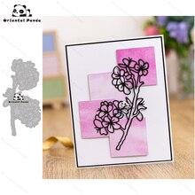 Новые штампы очаровательные цветы металлические сделай сам для