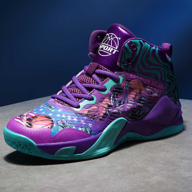 2020 Hot Sale Men Basketball Shoes