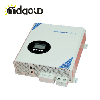 5KVA /4000W/ 48VDC  TO  220VAC  high frequency pure sine wave hybrid solar inverter with 55A mppt controller CABLE 1