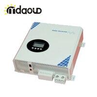 Venta https://ae01.alicdn.com/kf/H2a9dd5e456804365bc3120225c2c5fe1u/Inversor solar híbrido de onda sinusoidal pura de alta frecuencia 5KVA 4000 W 48VDC a 220VAC.jpg