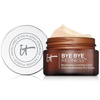 It Cosmetics BYE BYE Under Redness Face Concealer Cream Make Up Base Long Lasting Makeup Face Makeup Color-Correcting Foundation