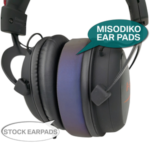 Image 3 - misodiko [Upgraded Comfy Cooling Gel] Ear Pads Cushions Earpads Replacement for Steelseries Arctis 1/ 3/ 5/ 7/ Pro/ 9X/ Raw