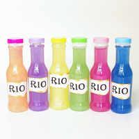 W nowym stylu Rio BUTELKA WINA krystaliczne błoto szlam błoto DIY perłowy połysk piasku skóry klej dekompresji bi ti jiao śliskie błoto