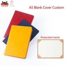Cover-Holder Certificate A5 Sponge Cardboard Appreciation Folio A6 Gold Authenticity
