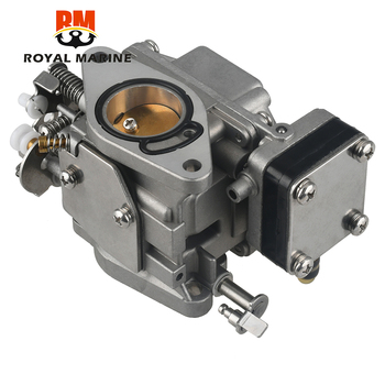 цена на Outboard motor Carburetor assy and 3G2-02414-1 Gasket for Tohatsu Nissan 9.9 15 18HP 2S Boat Engine 3G2-03100-1 3G2-03100-2
