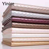 100x138cm Synthetic Leather Fabric Dot Soft PU Leather Fabrics Sewing DIY Bags Sofa Bed Faux Artificial Leather Home Decoration