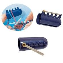 1 ud. Herramientas y accesorios de costura auxiliar de Jacquard para nudillos trenzados de aguja de tejer