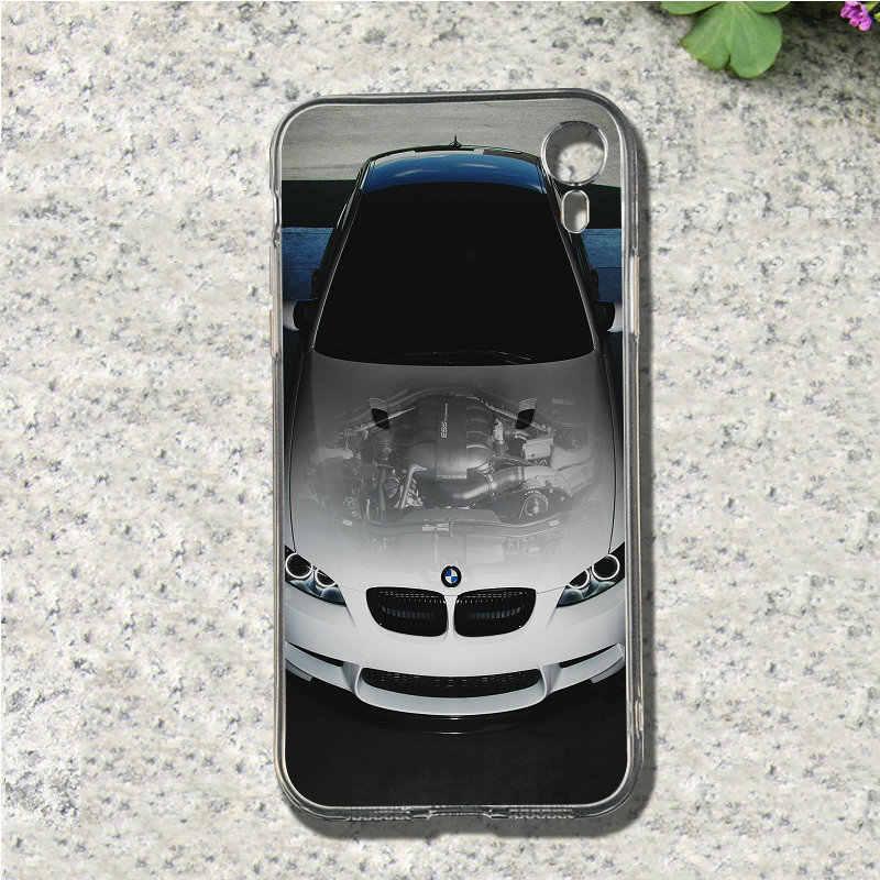 Yumuşak silikon TPU telefon kılıfları kapak için Huawei Y3 Y5 Y6 II P akıllı başbakan Pro 2018 2019 M3 serisi M araba özgünlük