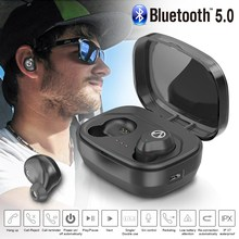 VTIN X10 TWS Bluetooth V5.0 Earphone Touch Control Stereo Music IPX7 Waterproof True Wireless Earbuds with Charging Case Hot New