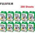 Пленка Fujifilm WIDE 20-200 листов Instax Film 86*108 мм/3,4 * дюйма мгновенная пленка фотобумага для INSTAX WIDE300 мгновенная камера