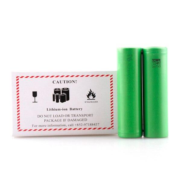 18650 Vape Electronic Cigarette Battery 3.7V 2600mah Rechargeable Lithium Batteria High Drain VTC5 For E Cigarette Mod Batteries