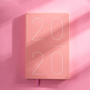 Image 5 - جدول الأعمال 2021 مخطط منظم مذكرات A5 دفتر ومجلة دفتر شهري أسبوعي السفر المفكرة مدرسة الأعمال دليل جديد