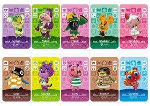 Image 2 - NS игровая серия 3 (281 до 320) карточка для скрещивания животных Amiibo карточка для работы на английском языке