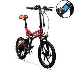 20 cal Ebike rower elektryczny 48V 500w elektryczny rower górski inteligentny pomóc hybrydowy Ebike zakres 40 45km na