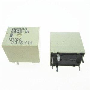 Image 2 - 자동 자동차 12V 릴레이 G8QE 1A 12VDC G8QE 1A 12VDC G8QE1A 12VDC DC12V 12V 6PIN