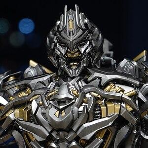 Image 2 - MPM08 MPM 08 transformacja Galvatron Mega Oversize Alloy oryginalna duża figurka KO zabawkowe roboty prezenty