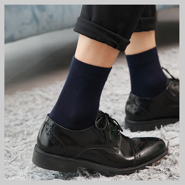 Brand Pairs Cotton Socks For Men 18