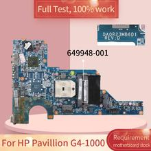 DA0R23MB6D1 DA0R23MB6D0 For HP Pavillion G4 1000 G6 G7 Laptop Motherboard 649948 001 645521 001 641339