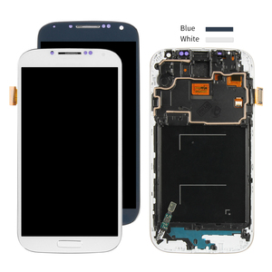 Image 4 - 5.0 LCD for SAMSUNG Galaxy S4 LCD Display with Frame GT i9505 i9500 i9505 i9506 i9515 i337 Touch Screen Digitizer