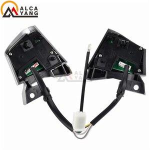 Image 4 - Para toyota corolla ade150 nde150 nre150 zre15 * zze150 2007 2013 volante botão de controle de áudio.