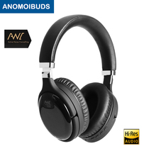 Anomoibuds ANC Bluetooth Headset Active Noise Cancelling Wireless Wired Headphone With Microphone Earphone Deep Bass Hifi Sound