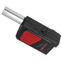 Бабочка жареные Инструменты для барбекю точка углерода хороший помощник электрический воздуходувка аксессуары для барбекю не с батареей