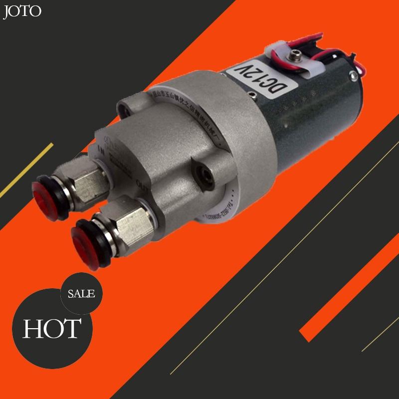 High Quality Mini DIY Waste Oil Pumping Machine Fuel Oil Pump  23W Household DC Pump
