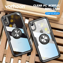 Vothoon Magnetic Ring Phone Case For iphone