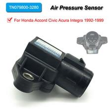 TN079800-3280 MAP Manifold Intake Air Pressure Sensor  For Honda Accord Civic Acura Integra 1992-1999