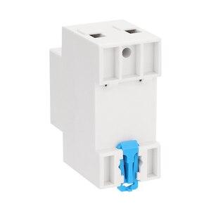 Image 3 - 단상 딘 레일 Wifi 스마트 에너지 미터 전력 소비 Kwh 미터 전력계 지원 Tuya App 제어 Alexa Google 홈