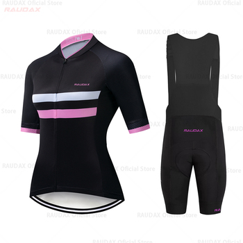 Las mujeres de bicicleta de carretera traje de Ropa de Ciclismo Maillot...