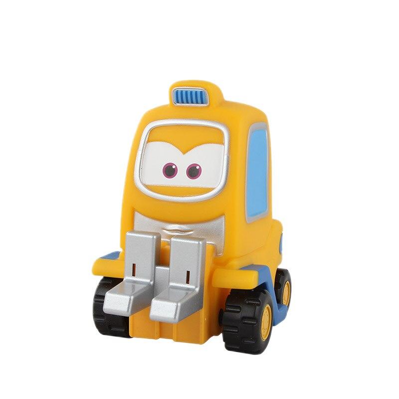 Большой! 15 см ABS Супер Крылья деформация самолет робот фигурки Супер крыло Трансформация игрушки для детей подарок Brinquedos - Цвет: No Box 053
