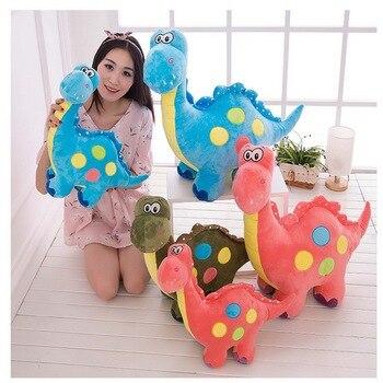 Plush Stuffed Toys Lively Lovely Draogon Plush Dolls Disney New Animals Dinosaur Cartoon Christmas Gifts for Kids Hotsale 20cm цена 2017