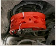 цена на 2Pcs/Set D-Type Car Auto Shock Absorber Spring Bumper Power Cushion Buffer