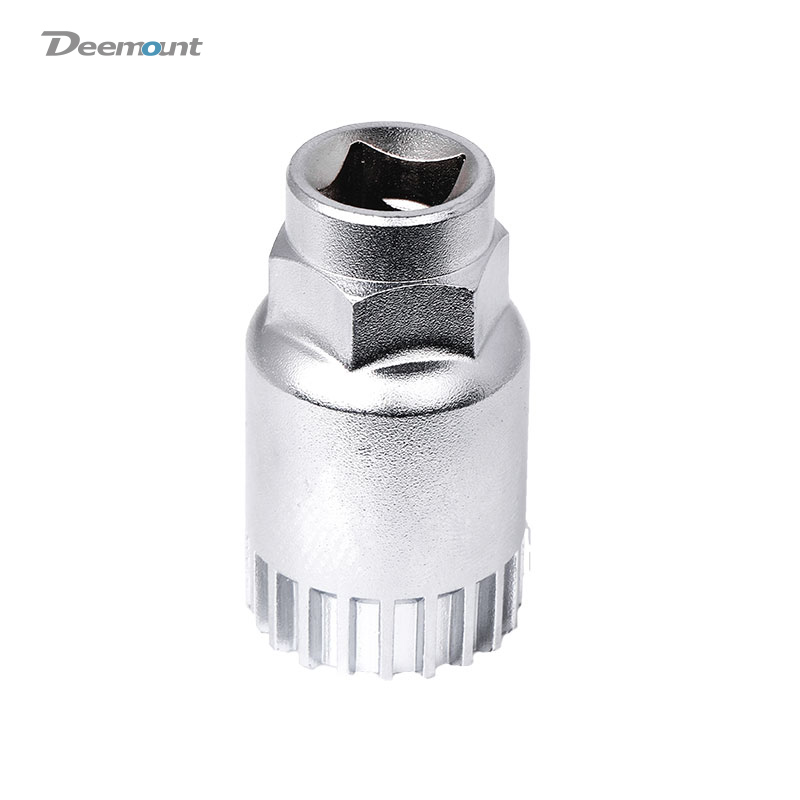 Deemount Bicycle Bottom Bracket Remover BB Puller 20 Teeth Wrench Box Sockets Cycling Bike Spanner Repair Service Tool TOL-113