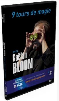 2015 9 magiczne sztuczki Gaetan Bloom-magiczne sztuczki tanie i dobre opinie Metal Unisex Jeden rozmiar Dowiedz się CARD no gimmicks included 12-15 lat Dorośli Bliska magii
