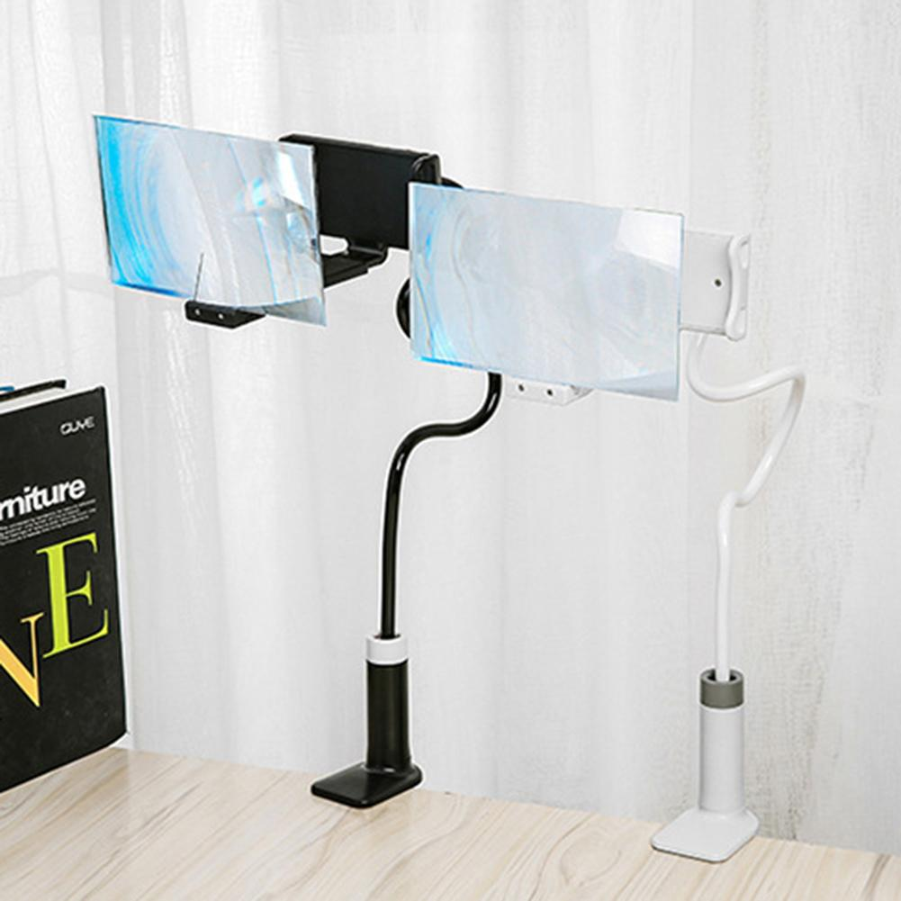 8/12inch Adjustable Flexible HD Screen Mobile Phone Projection Bracket Stand