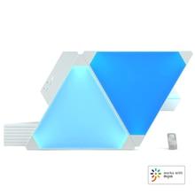2019 Original Nanoleaf Canvas Full Color Smart Kit Light Board Rhythm Edition For Mijia Apple Homekit Google Home