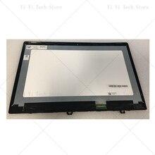 ل شاومي Mi دفتر الهواء IPS LQ133M1JW15 N133HCE GP1 LTN133HL09 13.3 بوصة LCD شاشة LED مصفوفة الزجاج الجمعية