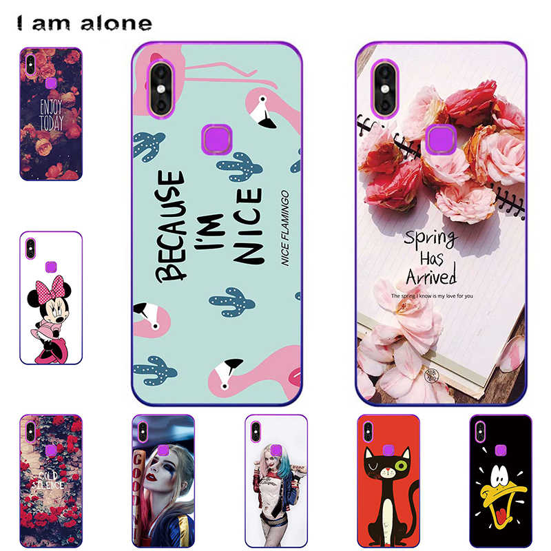 "Phone Cases For Leagoo M13 2019 6.1 inch Soft TPU Mobile Bags Cartoon Printed For Leagoo M13 2019 6.1"" Cover Free Shipping"