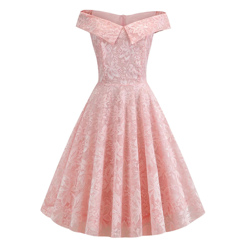BacklakeGirls 2019 Sexy Off Shoulder Short Sleeve Lace Short Cocktail Dress Solid Party Dress Vestidos Coctel Corto Elegante