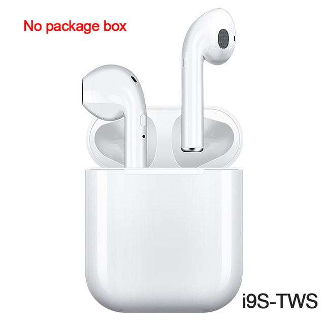i9s No package box