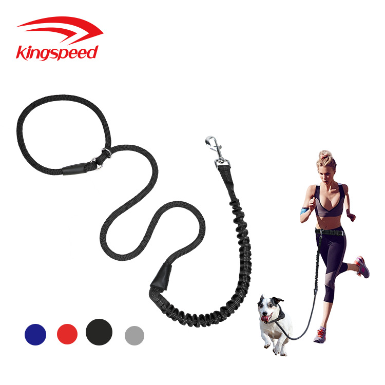 Pet Round Rope Hand Holding Rope Automatic Contraction Running Hand Holding Rope Large Dog Pet Rope Pet Supplies